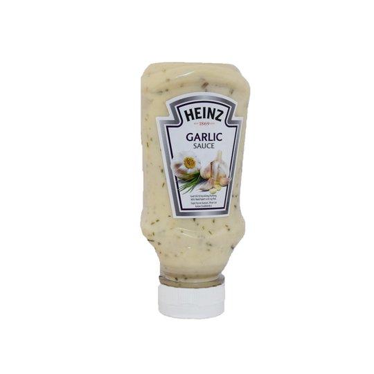 Heinz Garlic Sauce - 40% rabatt