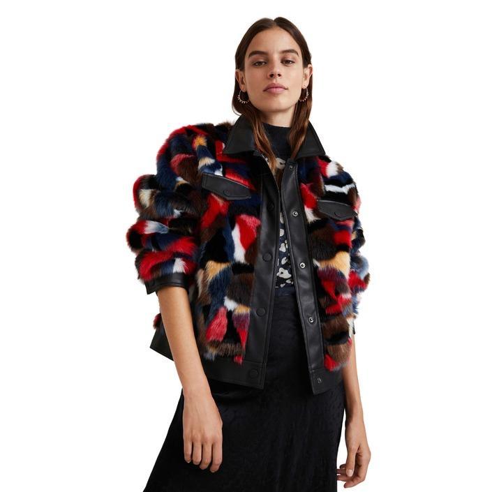 Desigual - Desigual Women Jacket - black L