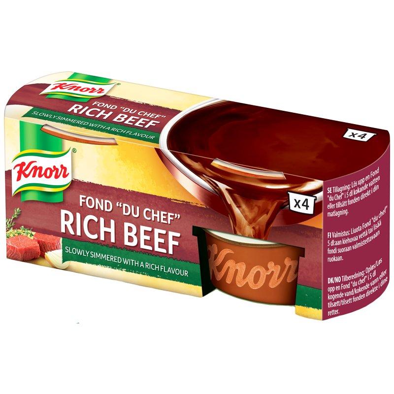 Nötköttsfond 4-pack - 31% rabatt
