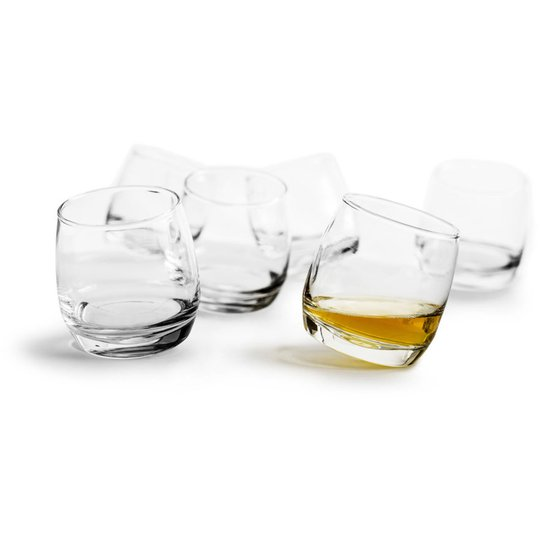 Sagaform Bar Whiskyglas 20 cl 6-pack