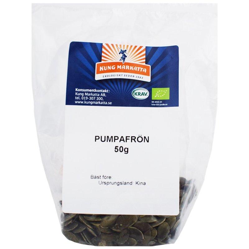 Eko Pumpafrön 50g - 29% rabatt