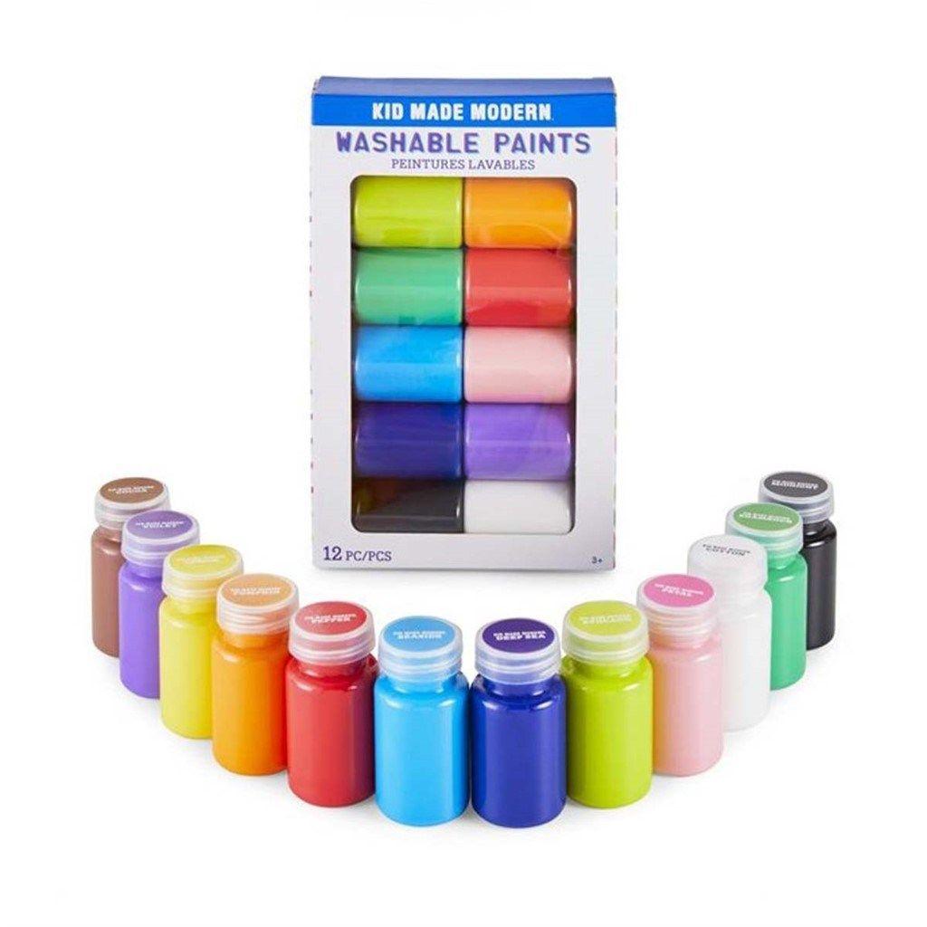 Kid Made Modern - Washable Paint Set (921-611)