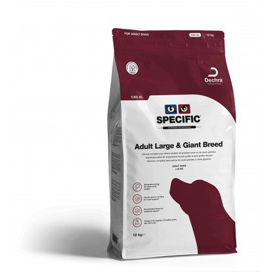 Specific™ Adult Large & Giant Breed CXD-XL (12 kg)