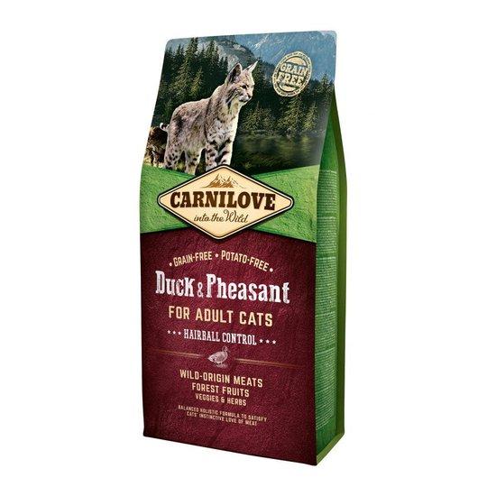 Carnilove Cat Anka & Fasan (2 kg)
