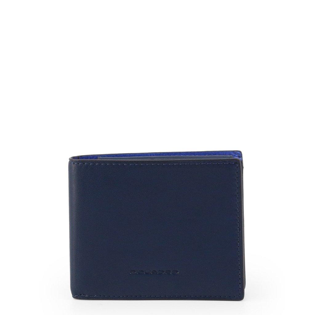Piquadro Men's Wallet Various Colours PU257BOR - blue NOSIZE