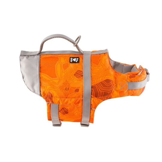 Hurtta Outdoors Flytväst Orange Camo (5-10 kg)