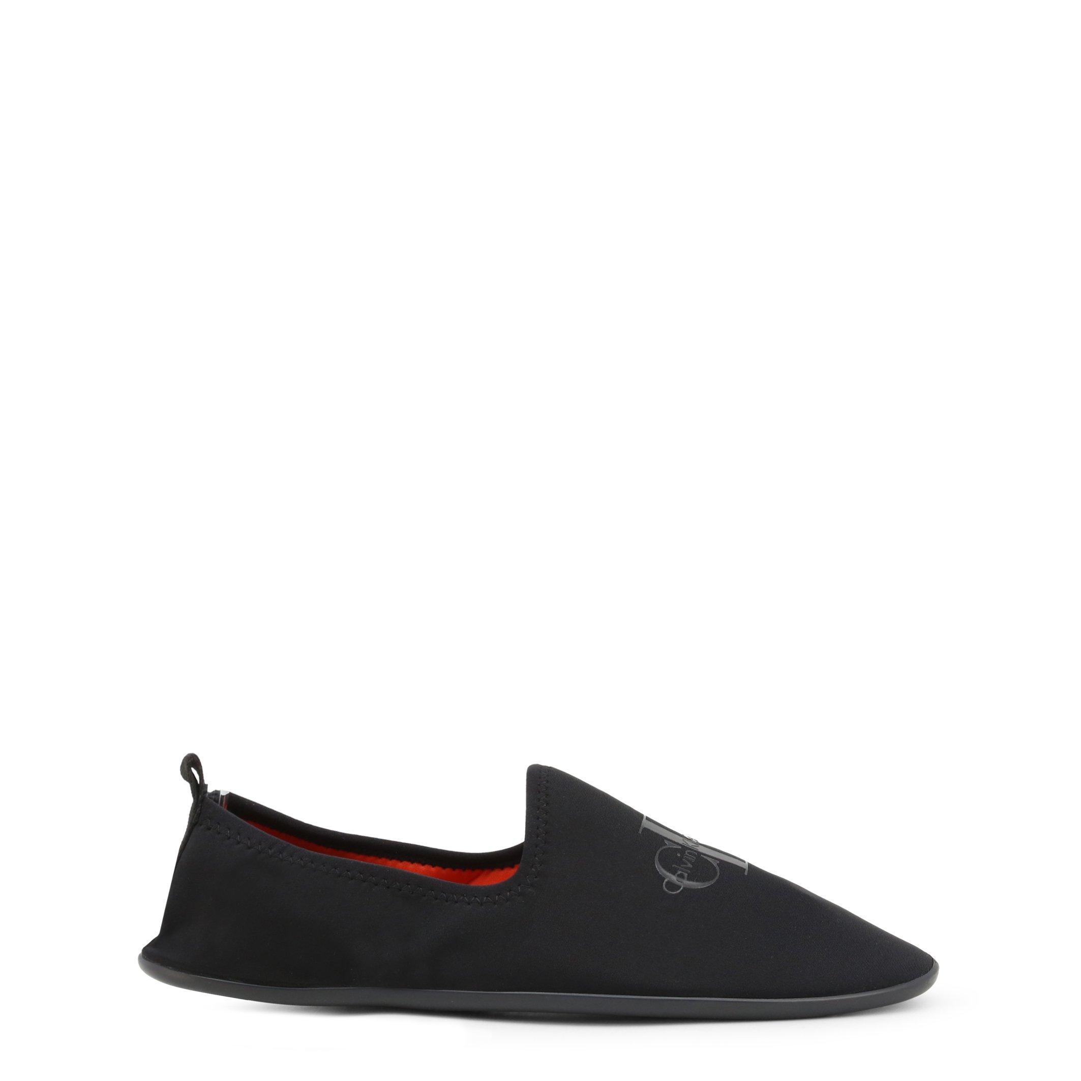 Calvin Klein Men's Slip on Shoe Blue TRAVIS_SE8566 - black L