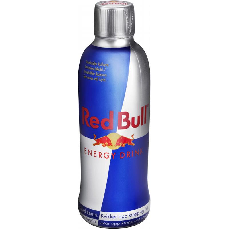 Red Bull 33cl - 47% rabatt