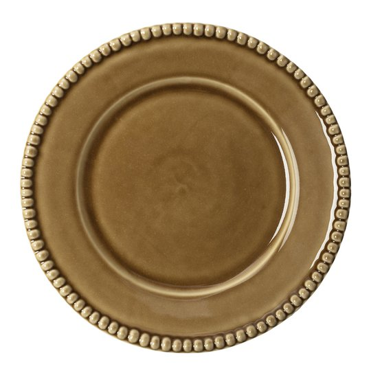 PotteryJo - Daria Tallrik 28 cm Umbra