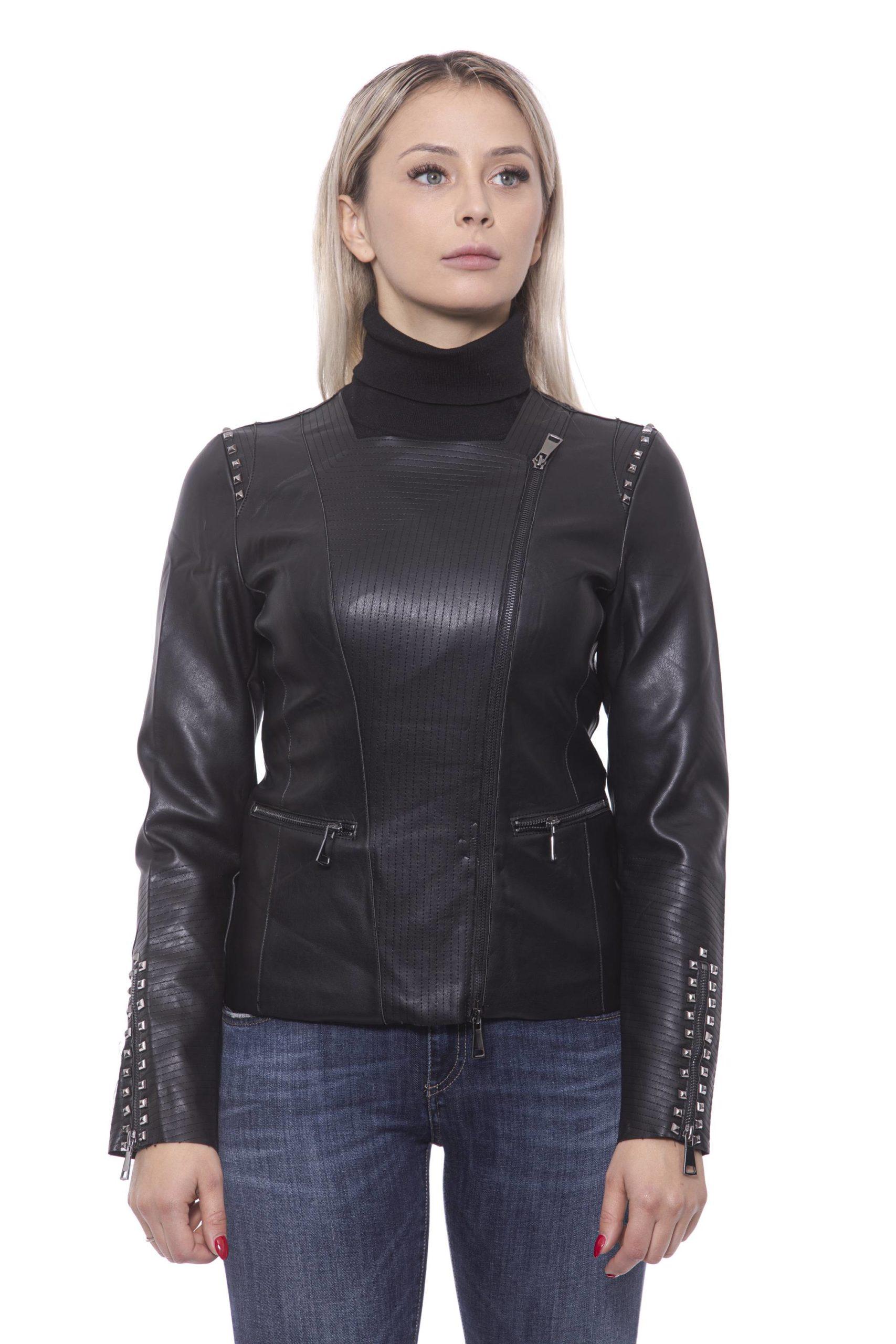 19V69 Italia Women's Nero Jacket 191388462 - M