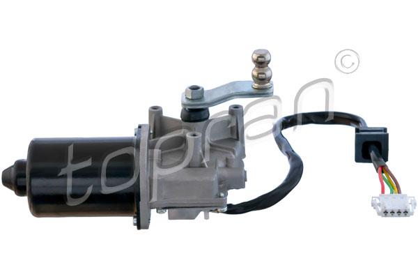 Pyyhkijän moottori TOPRAN 407 978