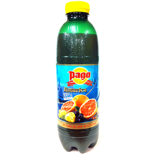 Pago America juice - 80% rabatt