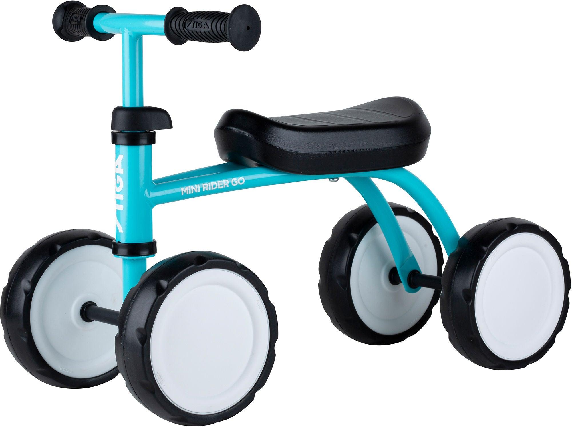 STIGA Mini Rider Go Fyrhjuling, Blå