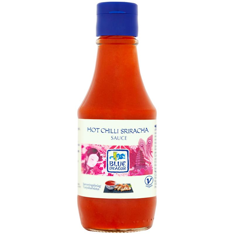 """Sås """"Hot Chilli Sriracha"""" 190ml - 86% rabatt"""