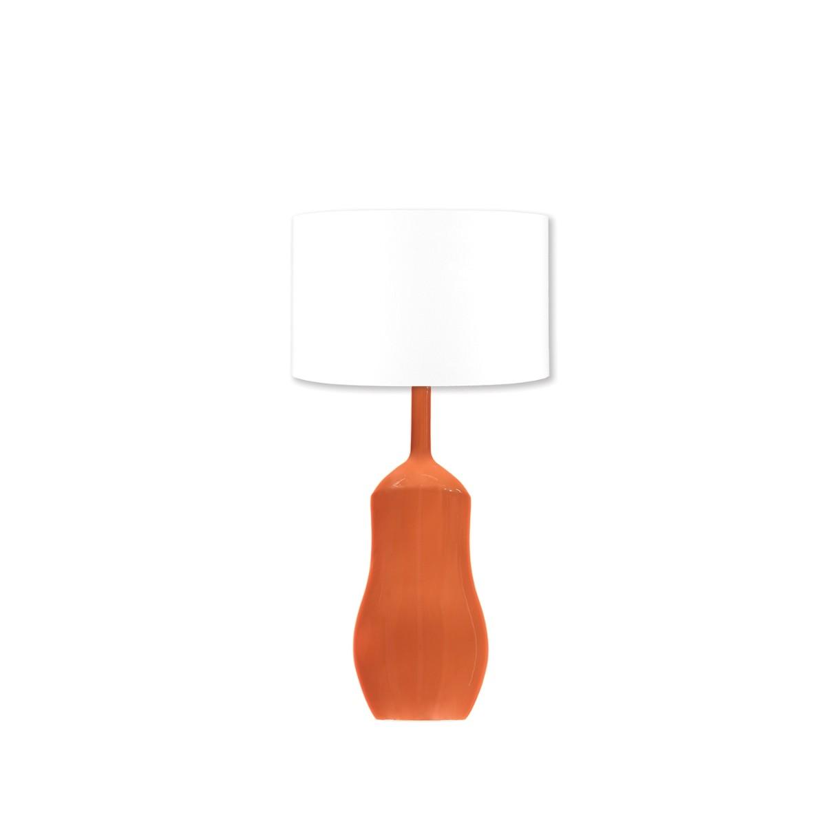 William Yeoward | Appia Table Lamp | Terracotta