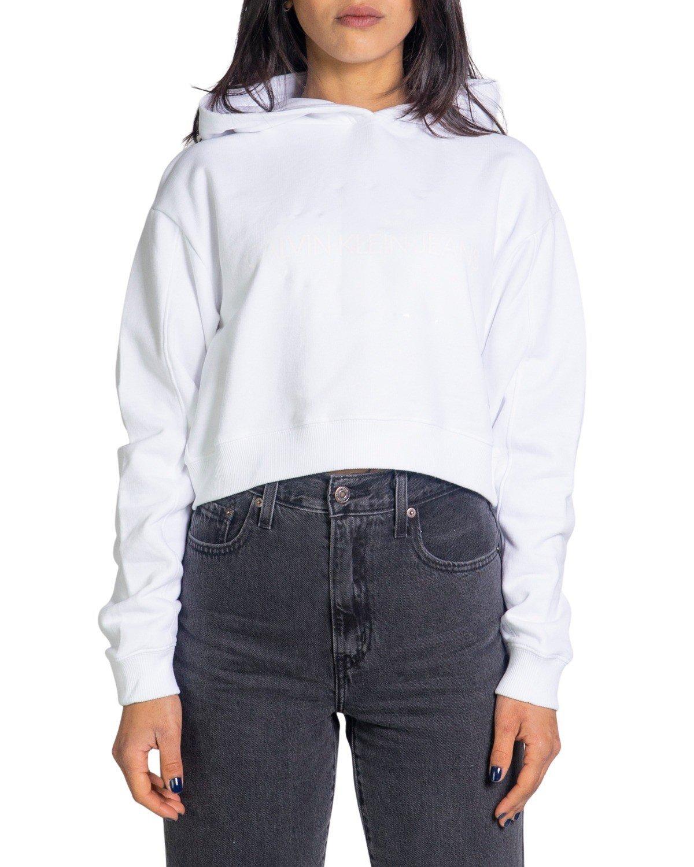 Calvin Klein Jeans Women Sweatshirt Various Colours 234724 - white XS