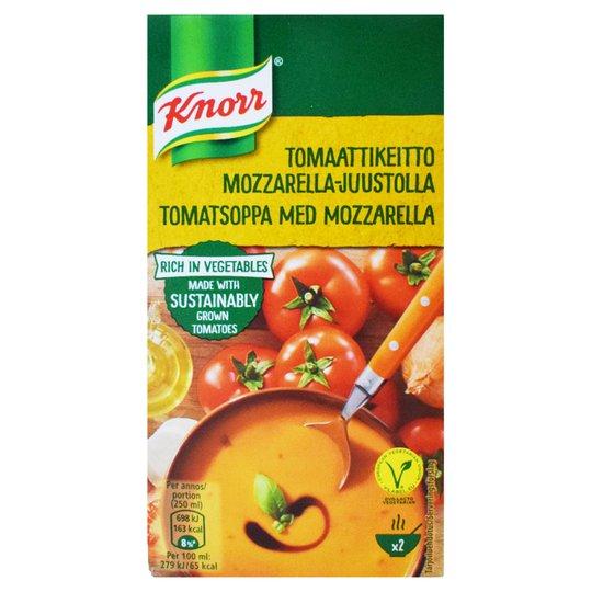 """Tomaattikeitto """"Mozzarella"""" 500ml - 55% alennus"""