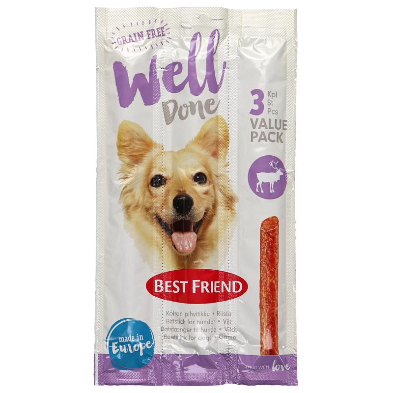 Koiran Pihvitikku 3kpl - 32% alennus