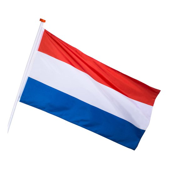 Flagga Holland