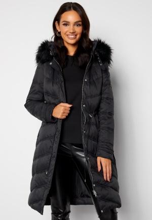 Chiara Forthi Adelfia Padded Jacket Black 44