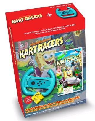 Nickelodeon Kart Racers Bundle
