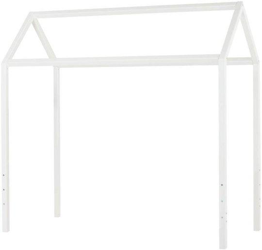 Hoppekids Husseng Modul Basic, 90x200 cm, White