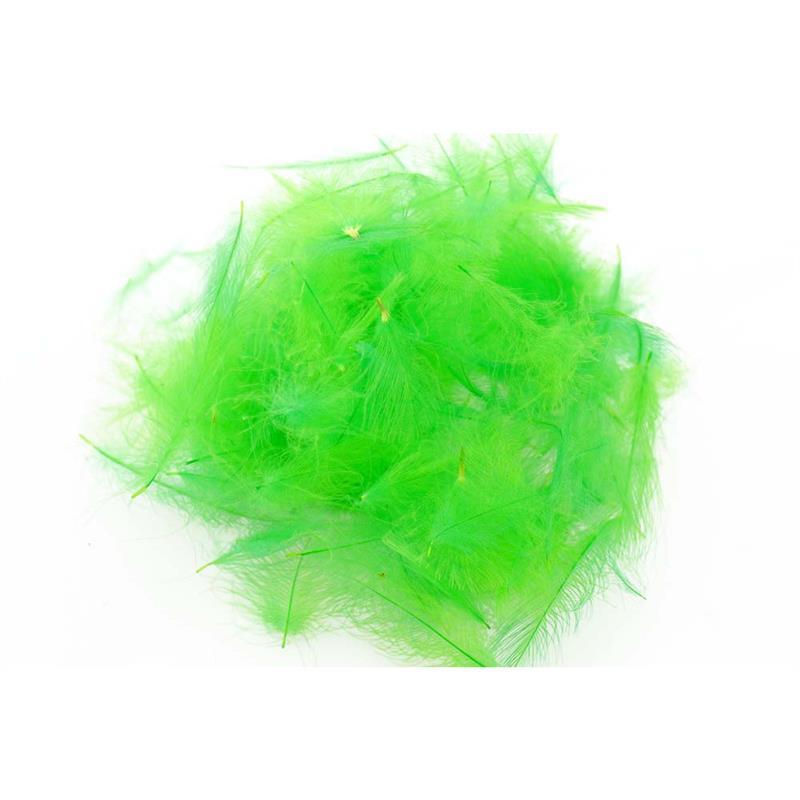 Swiss CDC Standard Green Fluo Store fjær