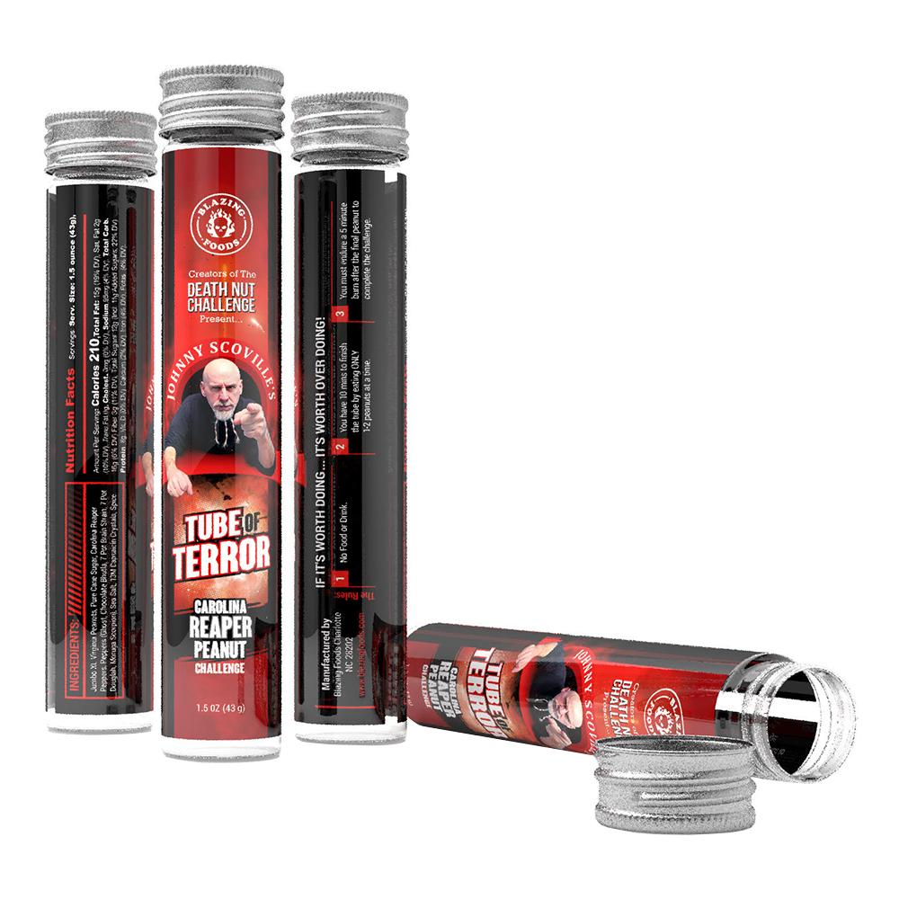 Tube of Terror - 43 gram