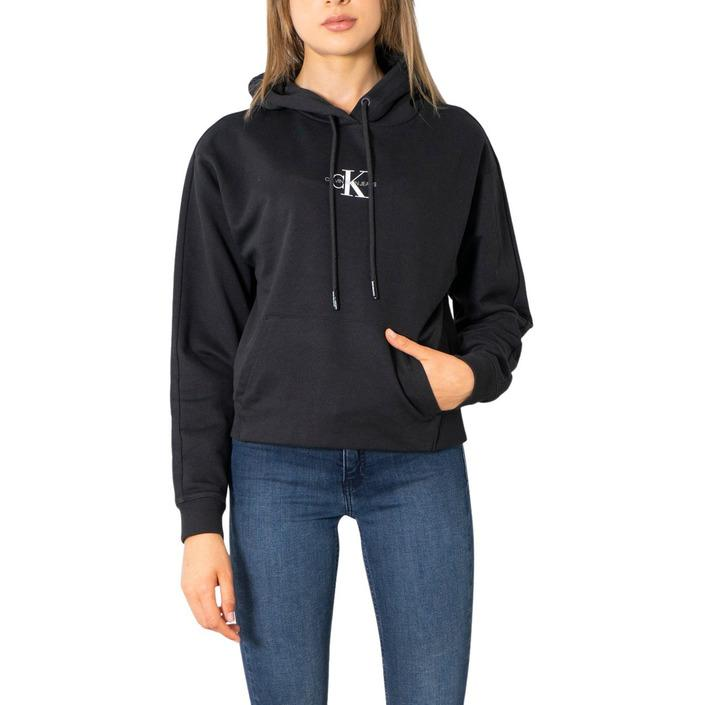 Calvin Klein Jeans Women Sweatshirt Black 299490 - black XS
