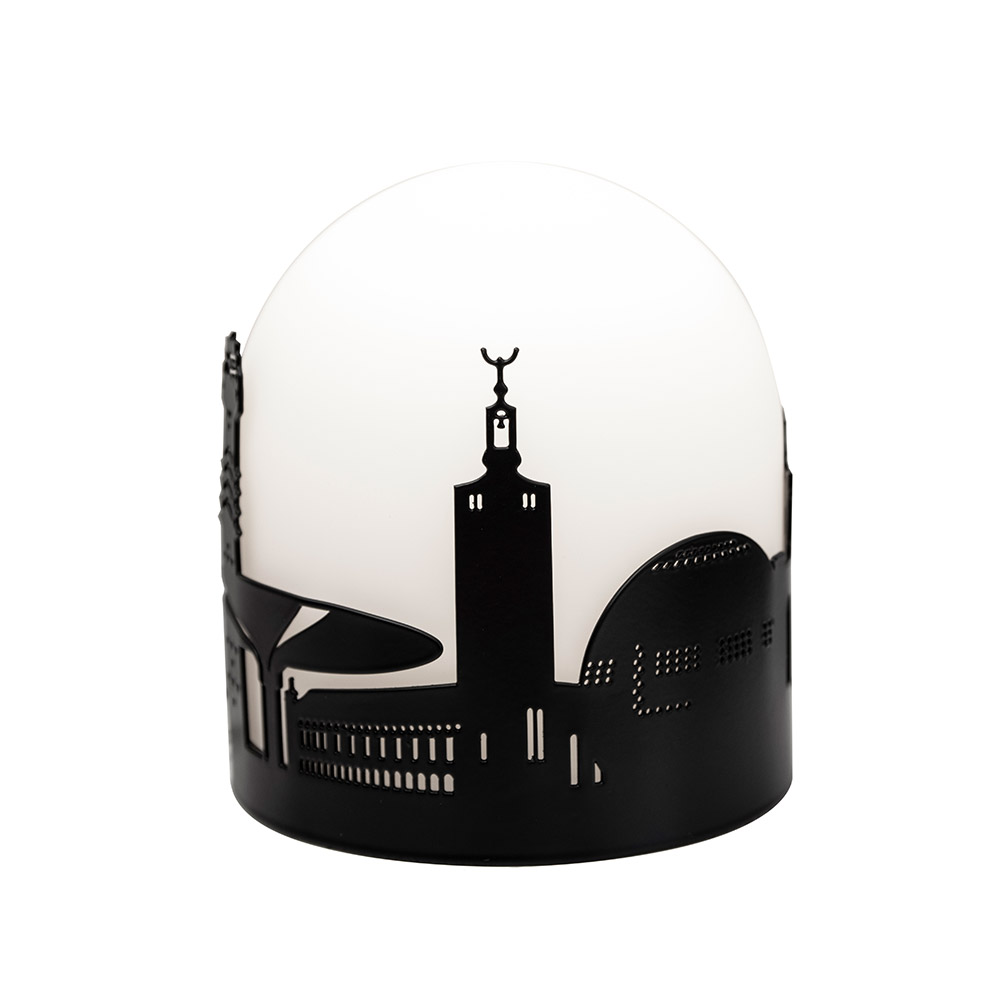 Globen Lighting Bordslampa Stockholm Svart
