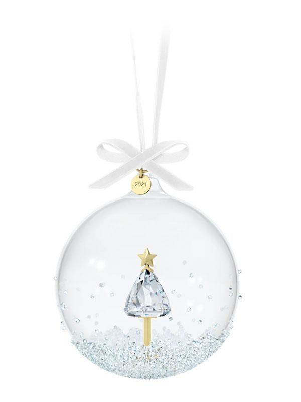 Swarovski Annual Edition 2021 Ball Ornament 5596399