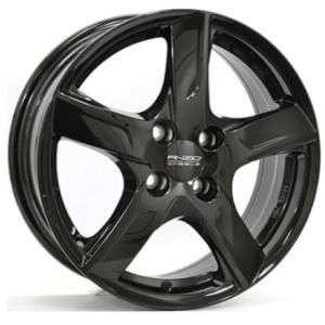Anzio Sprint Gloss Black 6.5x16 4/100 ET40 B63.3