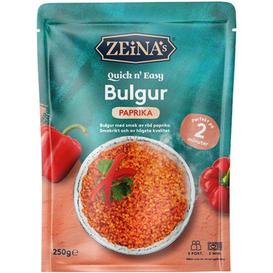 Bulgur Paprika Quick n' Easy - 15% rabatt