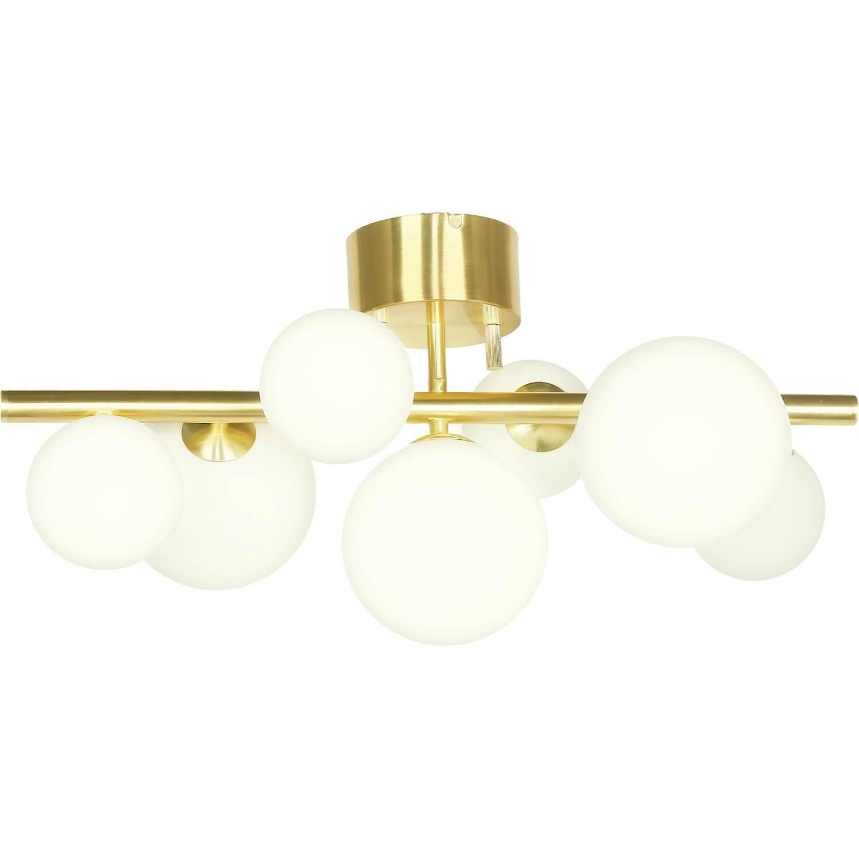 Scan Lamps Molekyl 66910-25 mattmäss/vit