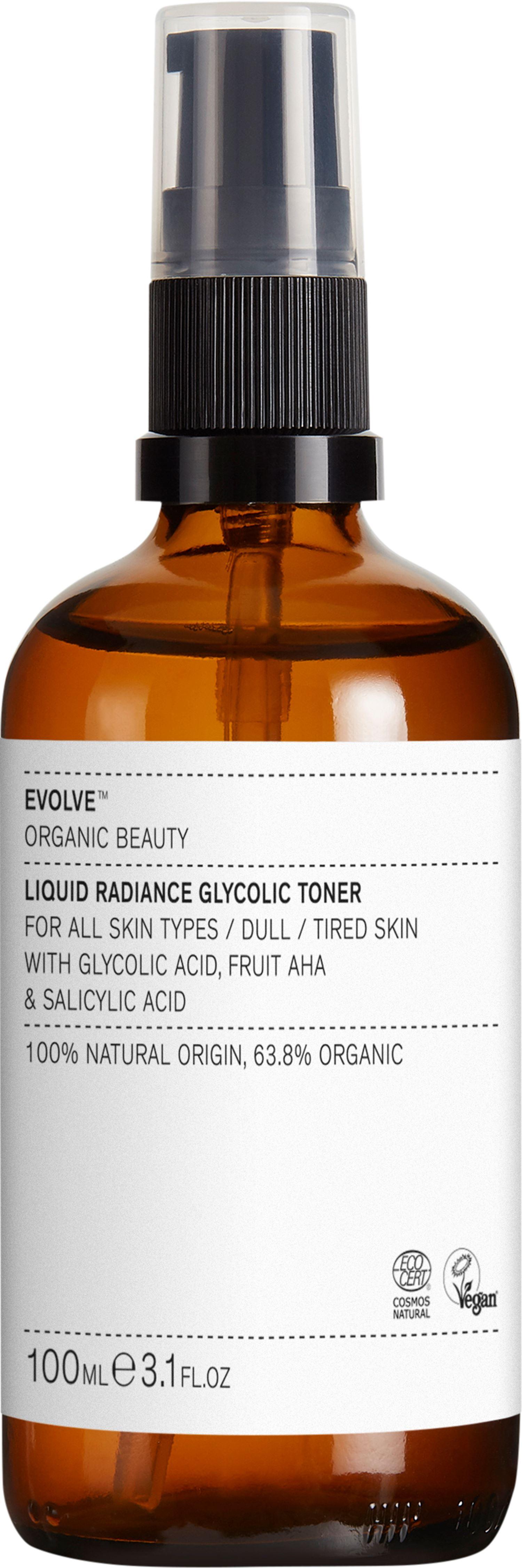 Evolve - Liquid Radiance Glycolic Toner 100 ml
