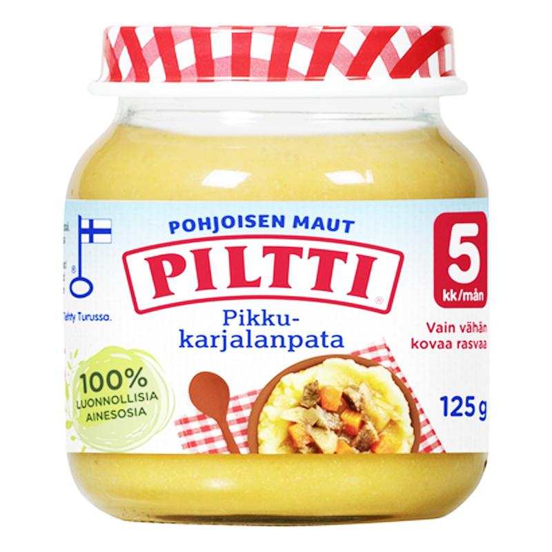 Barnmat Potatis & Nötkött 5m - 5% rabatt