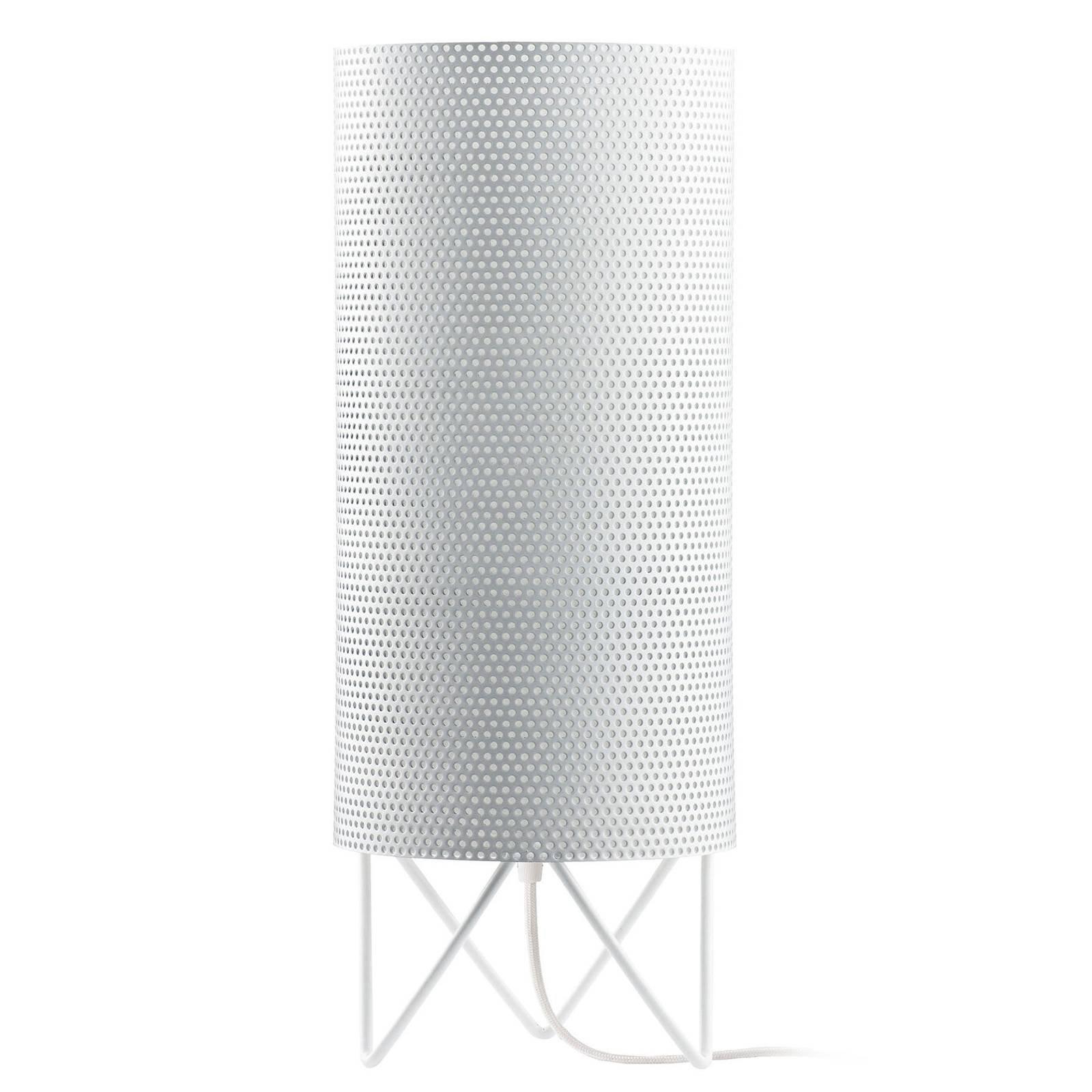 GUBI Pedrera H2O bordlampe, hvit