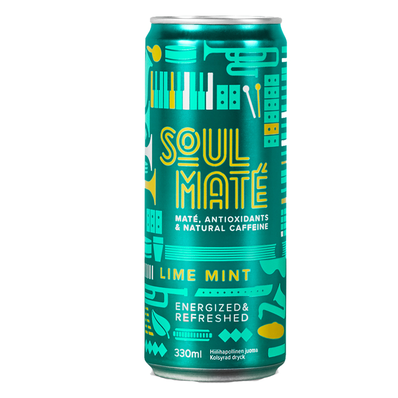 Matejuoma Lime & Mint - 36% alennus