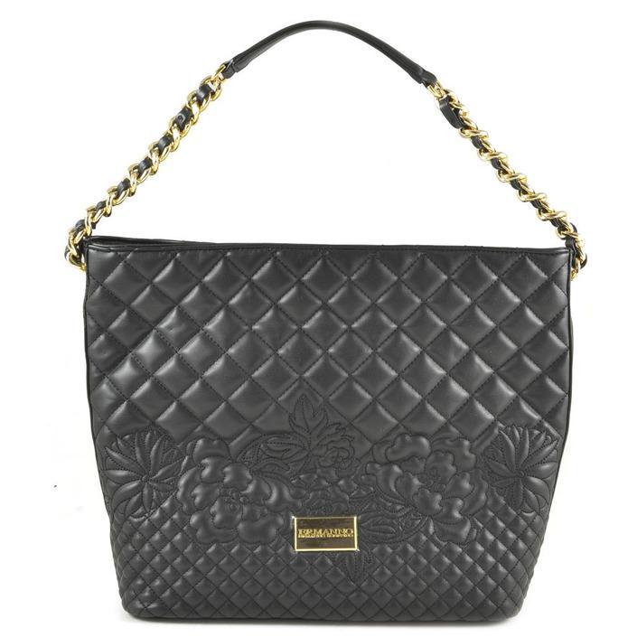 Ermanno Scervino Women's Handbag Black 221554 - black UNICA