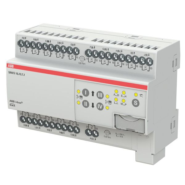 ABB 2CDG110248R0011 Combi-kytkinyksikkö 230V, 10 A Lähtöjen määrä: 16
