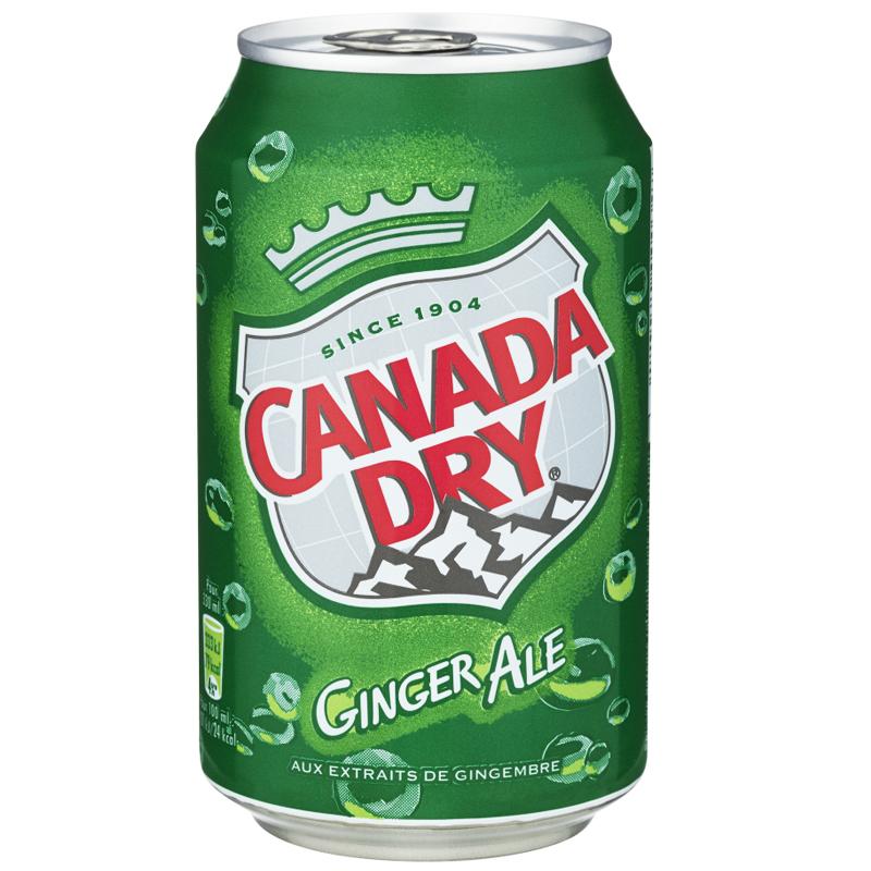 """Läsk """"Ginger Ale"""" 330ml - 22% rabatt"""