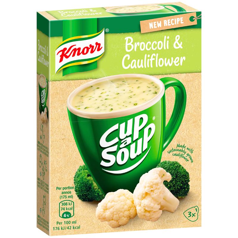 Blomkål- & Broccolisoppa 3-pack - 27% rabatt