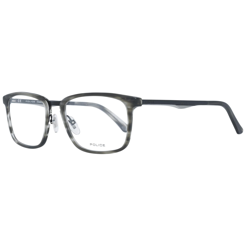 Police Men's Optical Frames Eyewear Grey PL684 524ATM