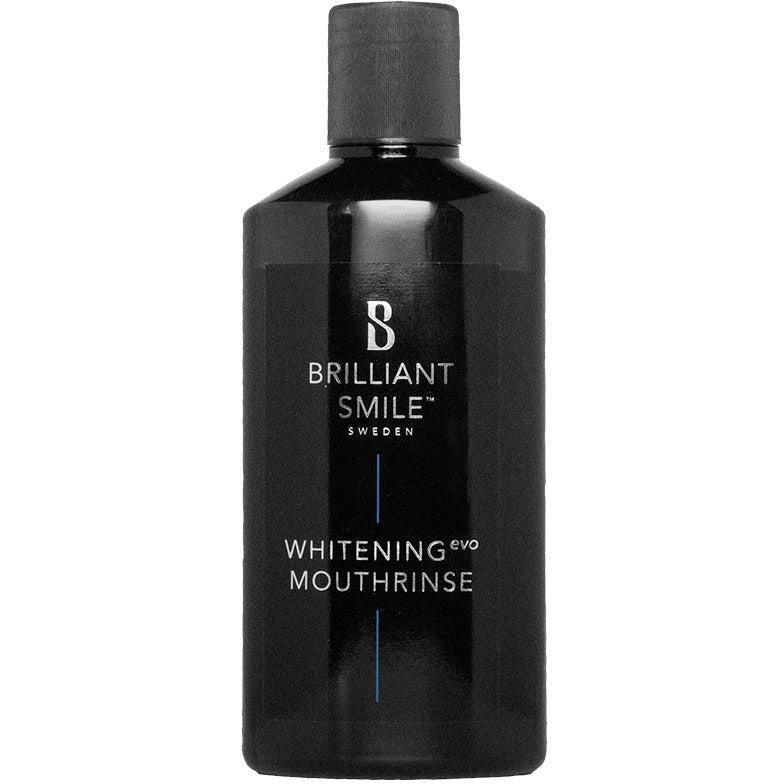 BrilliantSmile Whitening Evo Mouthrinse, 250 ml Brilliant Smile Hampaiden valkaisu