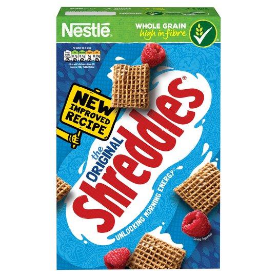 Nestle Original Shreddies Cereal 675g
