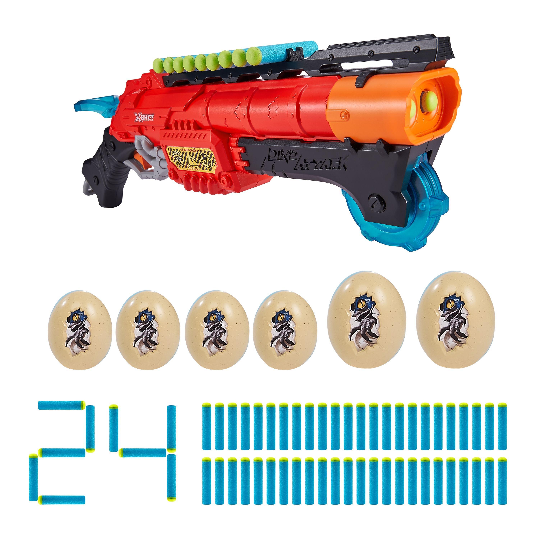 X-Shot - Dino Attack Claw Hunter Foam Dart Blaster (20153)