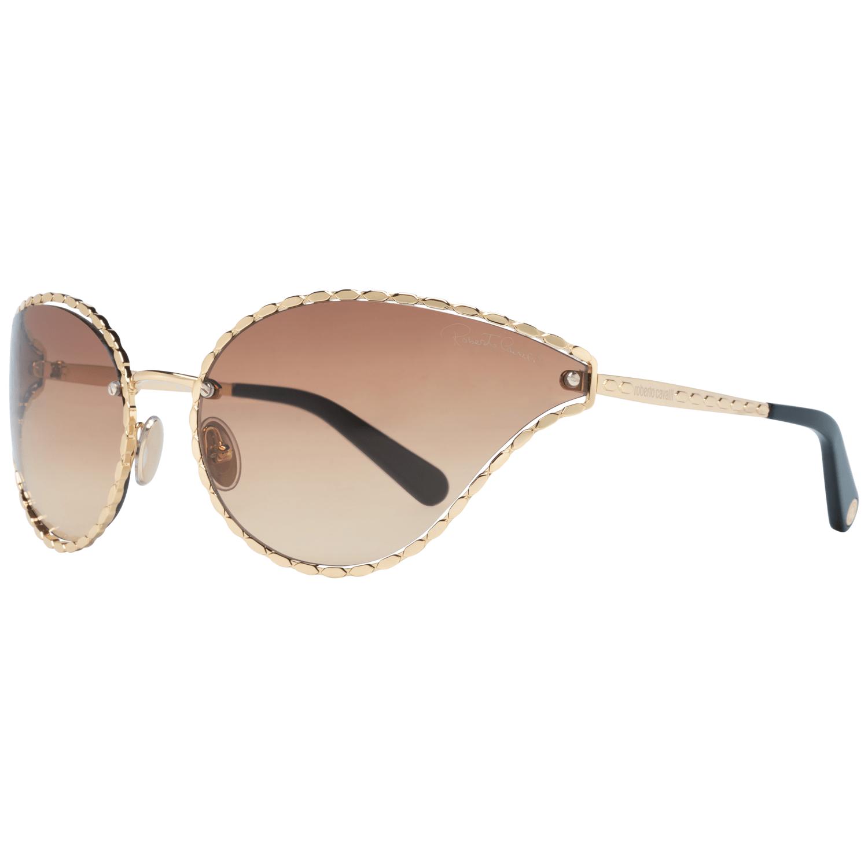 Roberto Cavalli Women's Sunglasses Gold RC1124 7130F