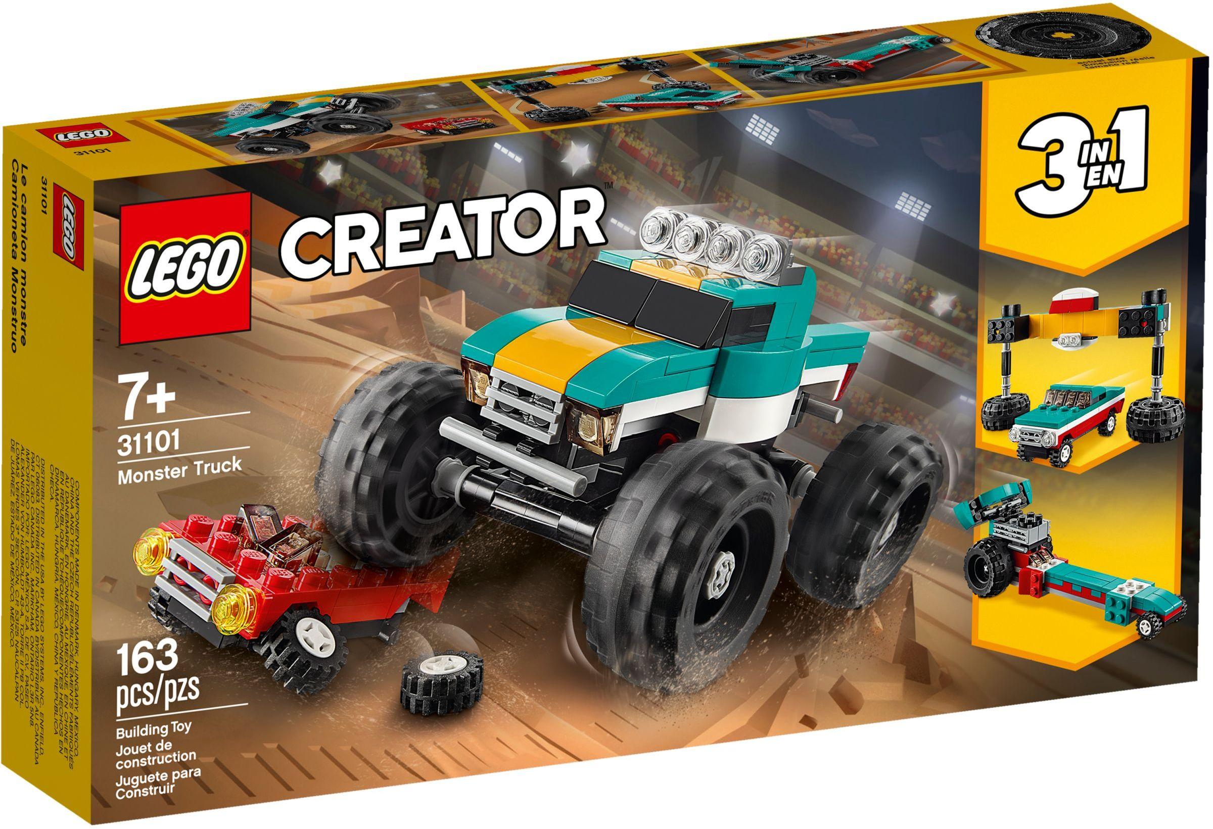LEGO Creator - Monster Truck (31101)