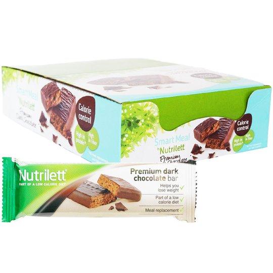 "Hel Låda Mealbars ""Dark Chocolate"" 15 x 60g - 67% rabatt"