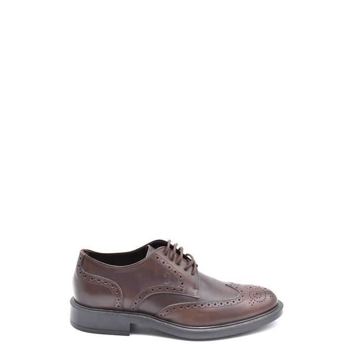 Tod`s Men's Lace up Shoe Brown 262916 - brown 6